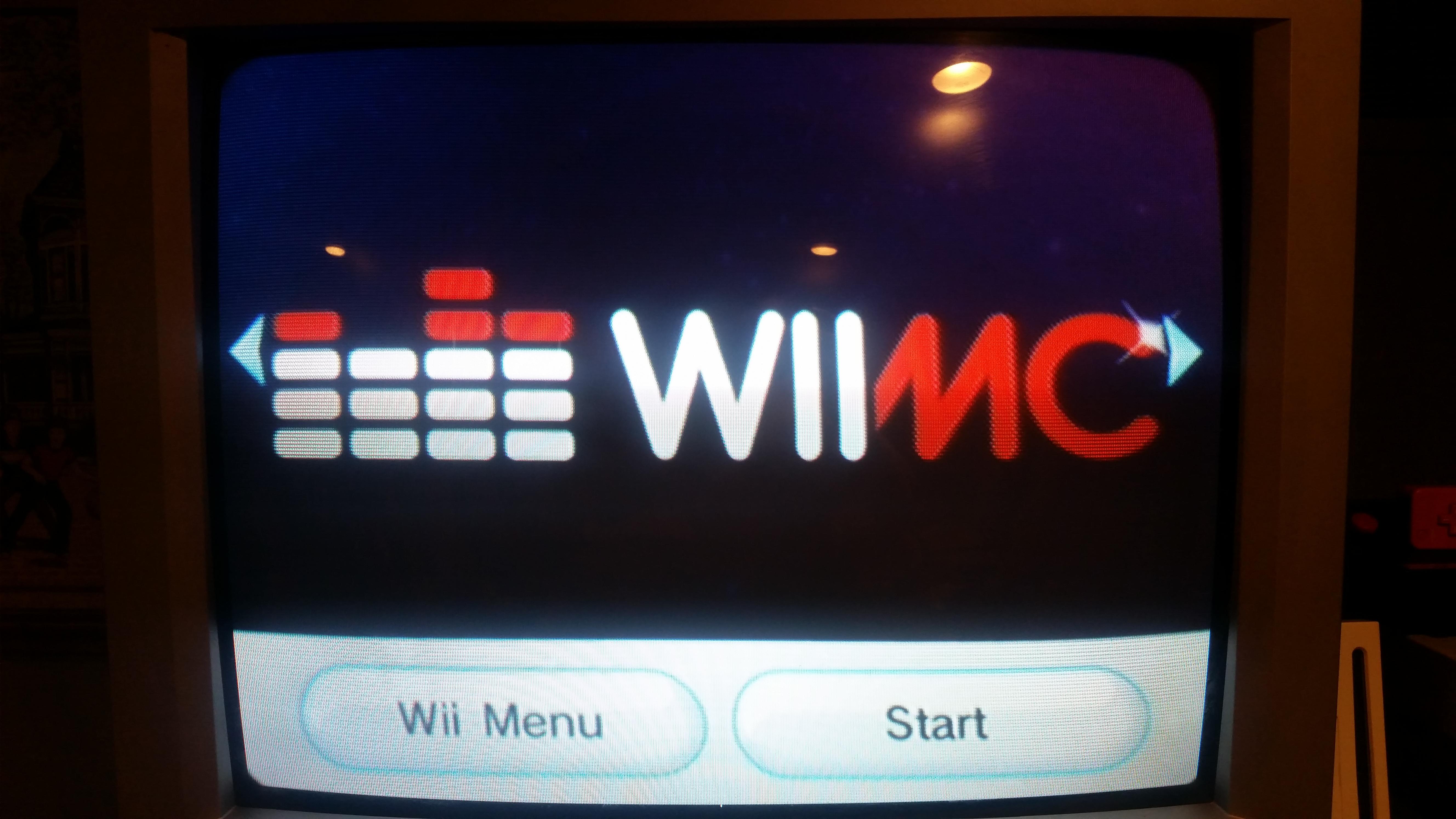 WiiMC Start Pic