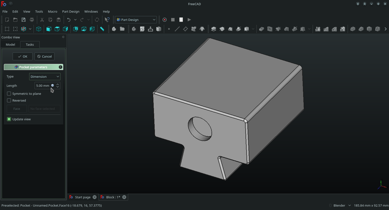 FreeCAD First Timer – CubicleNate's Techpad