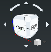 FreeCAD-Pre.18-08-Navigation Cube
