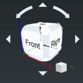FreeCAD-Pre.18-08-Navigation Cube