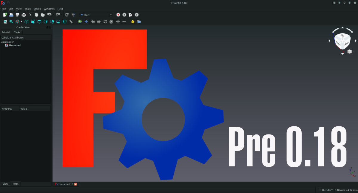 FreeCAD-Pre.18-09-Title Mod.png
