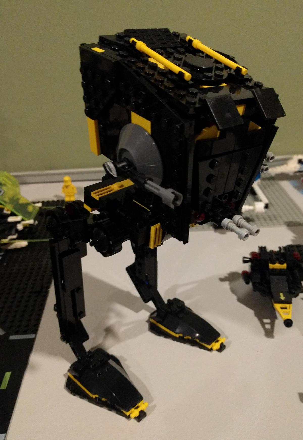 Blacktron AT-ST-01