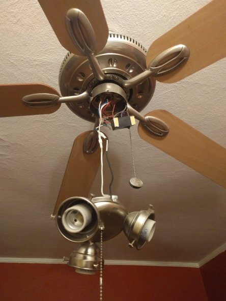 Ceiling Fan Failure Repair Instead Of Replace