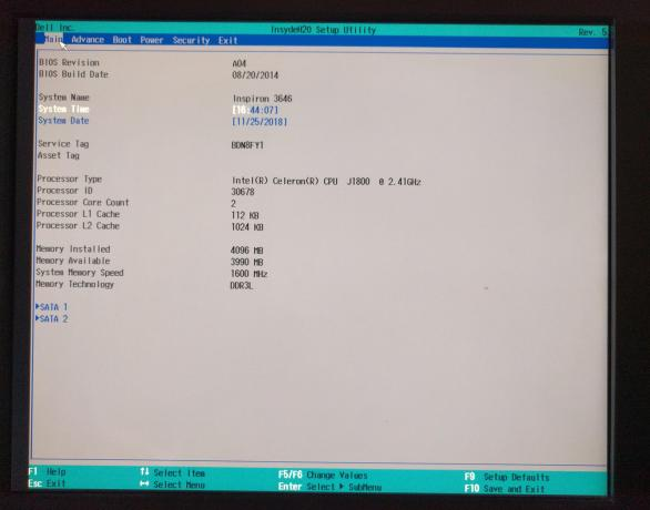 Dell Inspiron 3546-01-BIOS