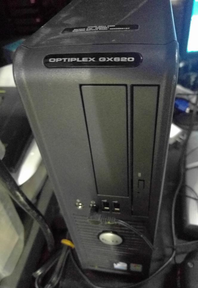 Dell Optiplex GX620-3