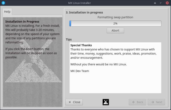 MX Linux-05-Installation