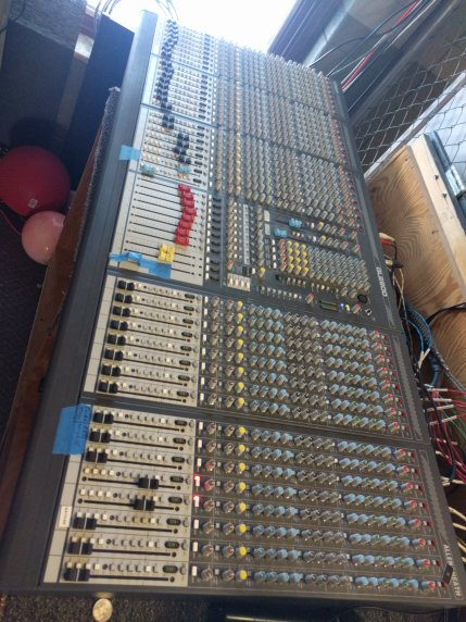 SMC Sound Board 2018