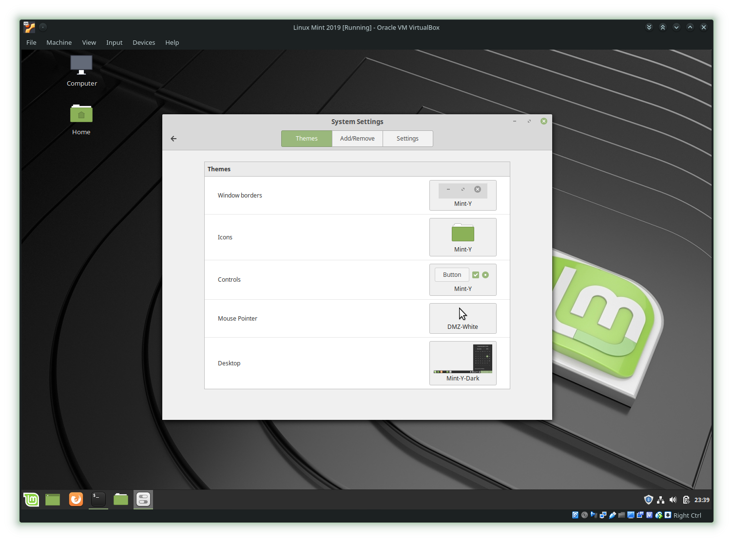 LinuxMint 19 1   Review from an openSUSE User