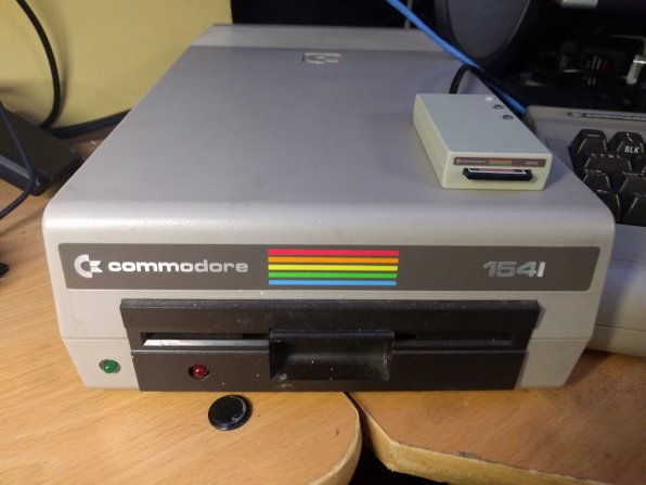sd2iec and c1541