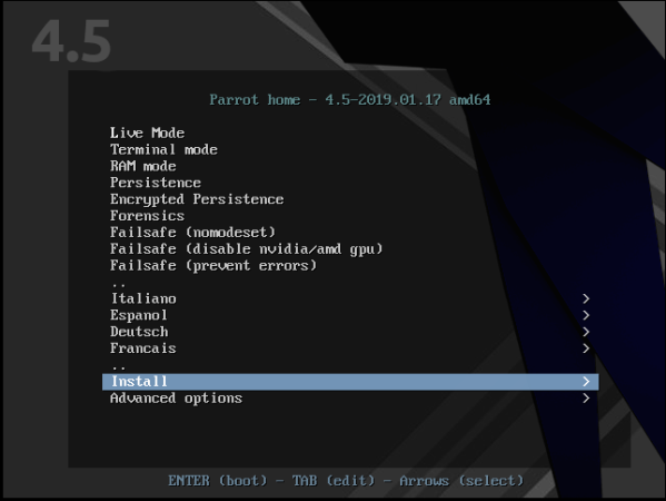 Parrot Security OS   Review from an openSUSE User