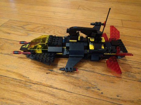 Invader Crane Mode-11