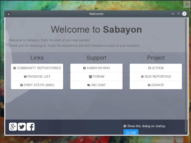 Sabayon-12-Welcome