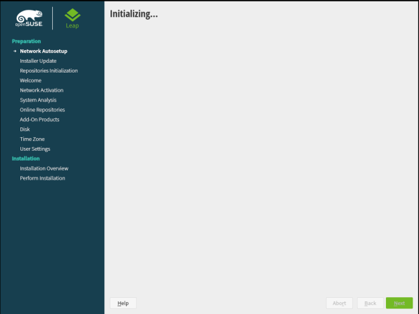 openSUSE Basic Installation Guide – CubicleNate's Techpad