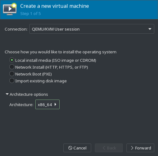 Virt-Manager-02-New VM