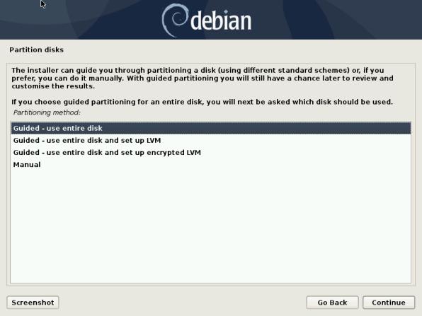 Debian 10 14 Installation