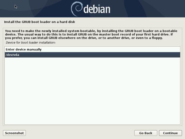 Debian 10 30 Installation