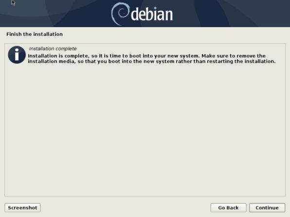 Debian 10 32 Installation