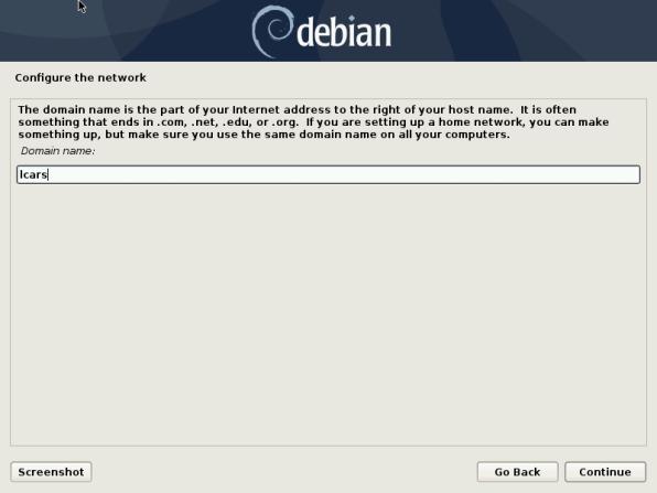 Debian 10 7 Installation