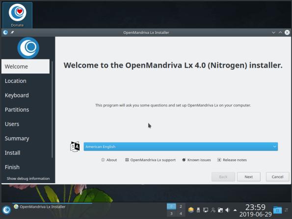 OpenMandriva 13