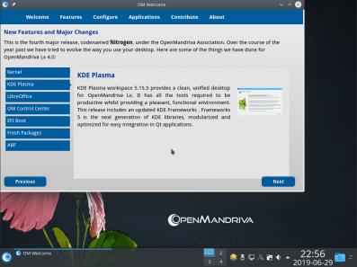 OpenMandriva 4