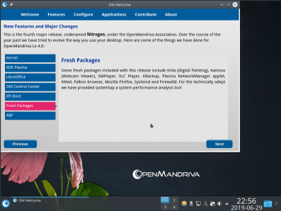OpenMandriva 5